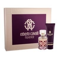 Roberto Cavalli Florence Gift set 50 ml eau de parfum spray + 75 ml body lotion