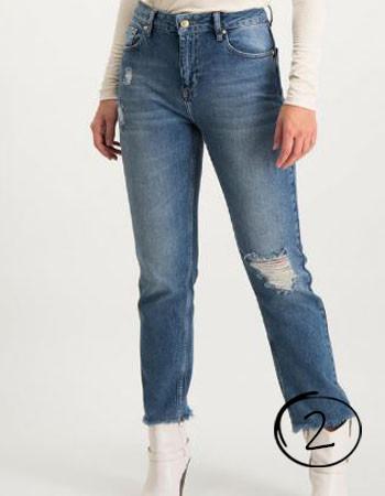 jeans voor ronde billen