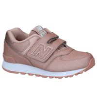 Rose Gold Lage Sportieve Sneakers New Balance YV 574