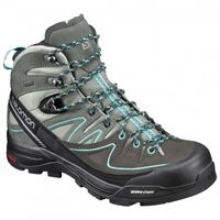 a3d78b9005a Salomon - Women's X Alp Mid Leather GTX - Bergschoenen