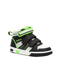 Scapino Blue Box sneakers zwart/groen