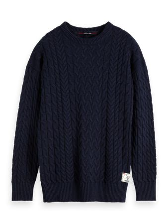 Scotch & Soda Sweater Navy