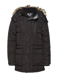 Sd Expedition Parka Parka Jas Zwart SUPERDRY