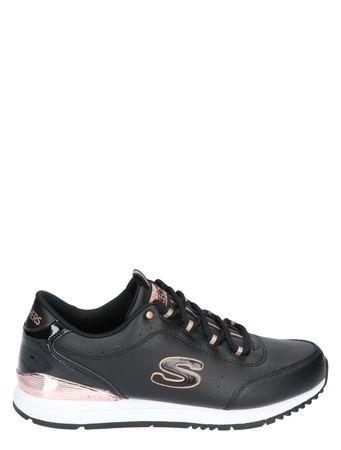 Skechers 907 Black Sneakers