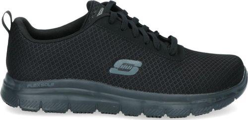 Skechers Antislip sneakers zwart