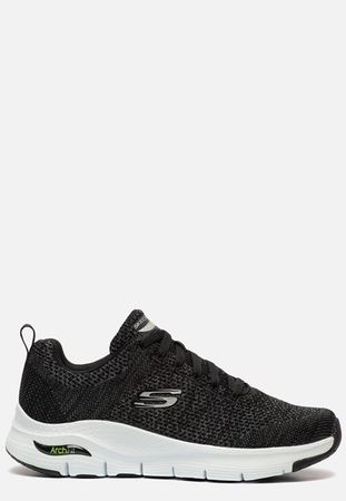Skechers Arch Fit Paradyme sneakers zwart