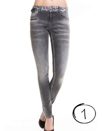 jeans voor smalle heupen
