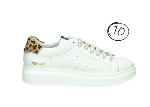 witte sneakers sale marutti claire