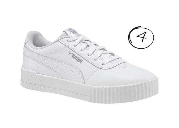 witte sneakers sale puma carina l