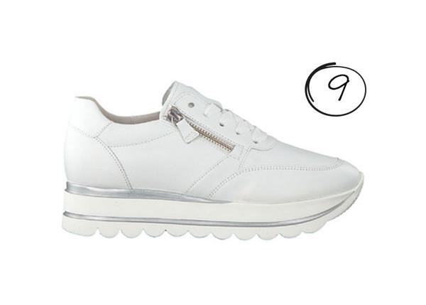 witte sneakers sale Gabor 24410