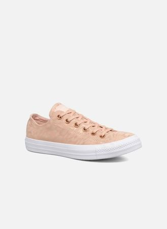 Sneakers Chuck Taylor All Star Shimmer Suede Ox by Converse
