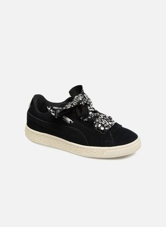Sneakers Suede Heart Ath Lux J by Puma