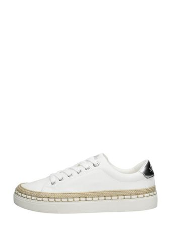 S.oliver - Dames Sneakers  - Wit