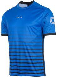 Stanno Fusion Shirt Ss Sportshirt Kinderen - Blauw