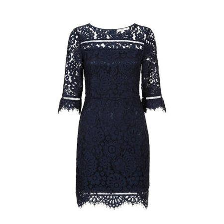 Nieuw Steps Kanten jurk blauw - Vergelijk prijzen PI-19