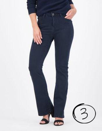 jeans voor stevige bovenbenen