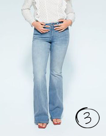 jeans voor stevige kuiten