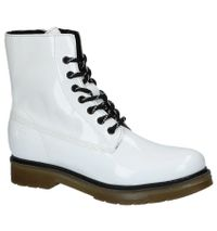 Stoere Boots Wit Tamaris