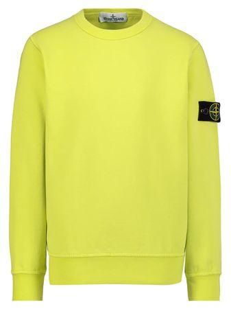 STONE ISLAND JUNIOR sweatshirt voor jongens