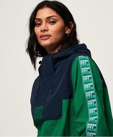 Superdry 90's Colour Block Overhead jas