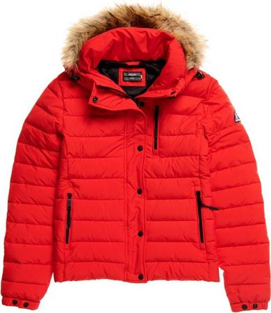 Superdry Classic Fuji Padded Jacket Dames Puffer