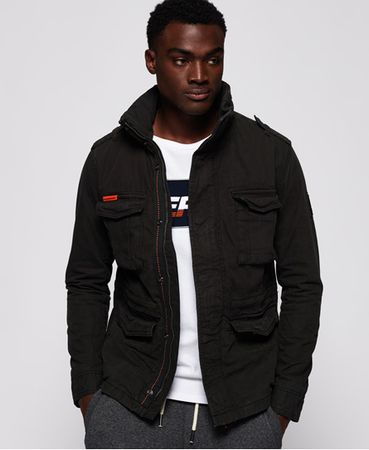 Superdry Classic Rookie Military jas