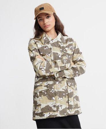 Superdry Desert Rookie jas met all-overprint
