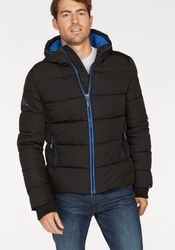 Superdry doorgestikt jack SPORTS PUFFER