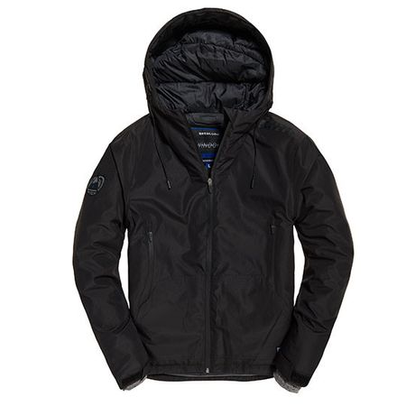 Superdry Jack windcheater zwart