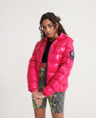 Superdry Premium Down Lightweight jas