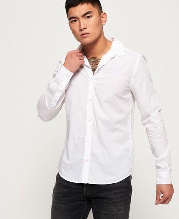 Superdry Premium Paperweight buttondown overhemd