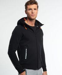 Superdry Sport Gym Tech hoodie met rits