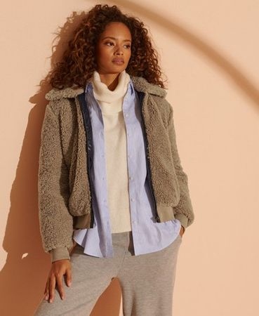 Superdry Storm Sherpa jas