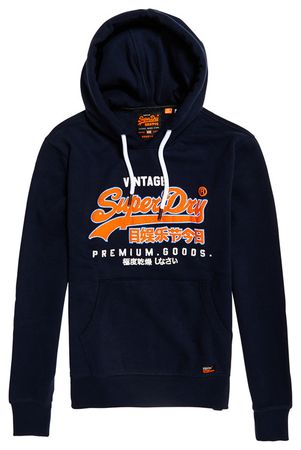 Superdry Sweater m20101ct blauw