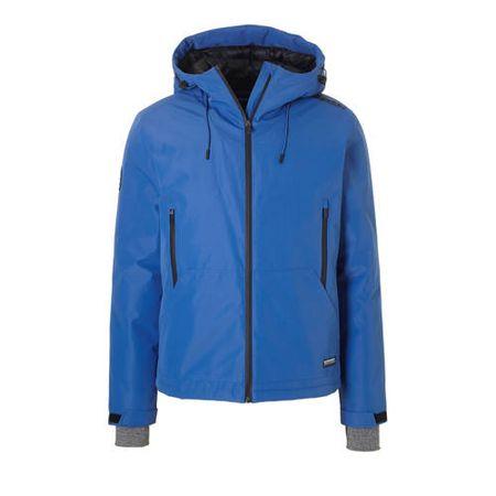 Superdry winterjas blauw