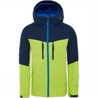 The North Face Chakal Insulated Jas Junior Lime