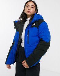 The North Face - Himalayan - Gewatteerd jack in blauw
