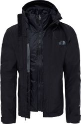 The North Face M Nasund Tricimate Heren  - Tnf Back