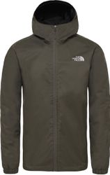 The North Face M Quest Jacket Heren Outdoorjas - New Taupe Green Heather