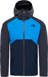 The North Face M trato Jacket Heren Outdoorja - Aphlgy/Bombrblu/Urbnnavy
