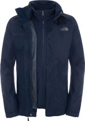 The North Face Men' Evolve II Triclimate® Jacket Outdoorja Heren - Urban Navy