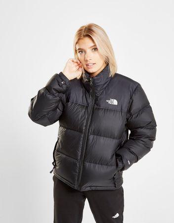 The North Face Nuptse 1996 Jacket Dames - Zwart - Dames
