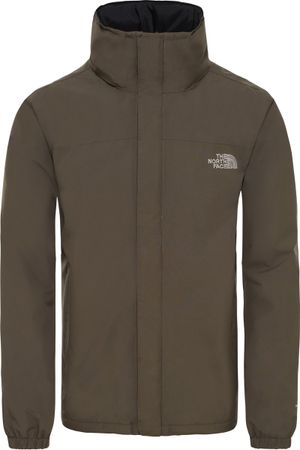 The North Face Resolve Insulated Heren Outdoor Jas - New Taupe Green