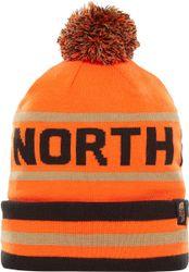 The North Face Ski Tuke V Muts - Unisex - TNF Black/persian Organge/kelptan