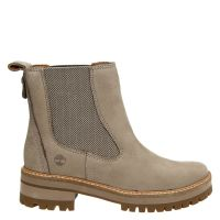 Timberland Courmayeur Vall chelseaboots taupe