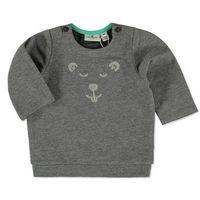 TOM TAILOR  Boys Sweatshirt - Grijs - Gr.Babymode (6 - 24 maanden) - Jongen