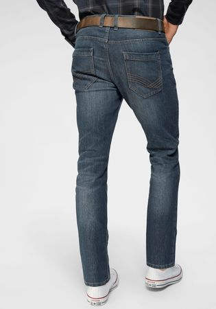 Tom Tailor straight jeans Marvin 5-pocket jeans