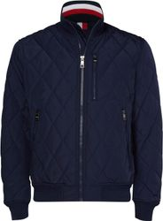 TOMMY HILFIGER blousonjack DIAMOND QUILTED BOMBER