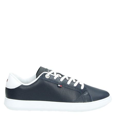 Tommy Hilfiger Sport Essential lage sneakers blauw