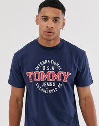 Tommy Jeans - Circular - T-shirt
